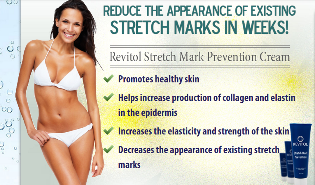 Revitol Stretch Mark Cream Removal Review